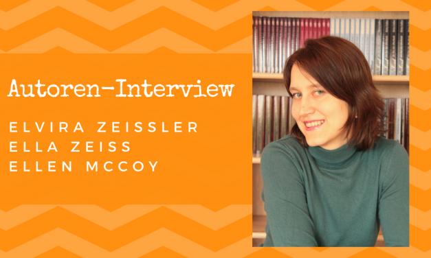 Autoren-Interview: Elvira Zeissler / Ella Zeiss / Ellen McCoy