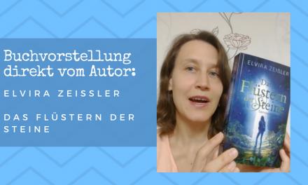 Buchvorstellung: Elvira Zeissler – Das Flüstern der Steine