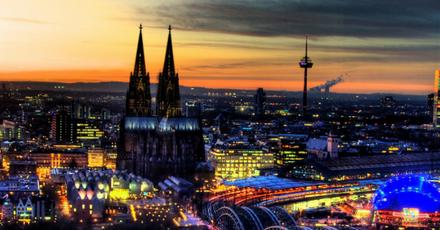 Erste Signierveranstaltung Deutschlands: Die Buchpassion in Köln