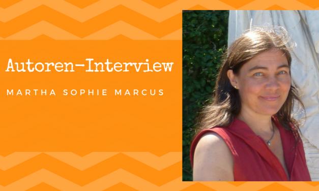 Autoren-Interview: Martha Sophie Marcus