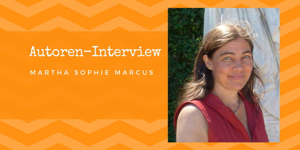 Autoren-Interview: Martha Sophie Marcus