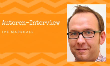 Autoren-Interview: Ive Marshall