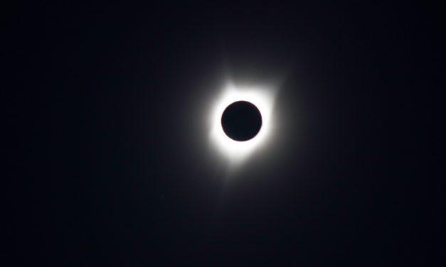 NEU: Sonnenfinsternis: Im Hinterhof der Politik